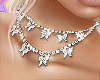 Mariposa Iced Necklace DRV