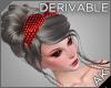 ~AK~ Eva + Headscarf