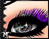 M' Purple Lashes + Make
