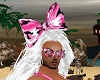 Pink Camo Hair Bow
