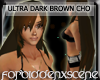 Ultra Dark Brown Cho