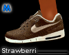 !! Air Max 90 Brown n Wt