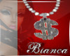 Bling Dollar chain