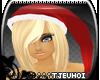 [Tj] Santa Hair Blonde