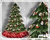 !Christmas Tree redskirt
