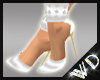 WD* Ely Wedding Shoes Wh