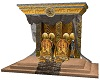 egyptian throne