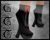TTT Moulin Boots Red