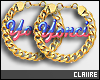 C|Yonci Hoop Earrings