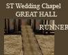 ST GH WEDDING RUNNER