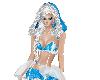 Sexy SnowFlake Hood