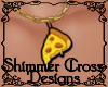 Snackage Pizza Necklace