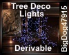 [BD] Tree Deco Lights