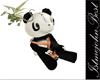 [IJ] Panda Pose Toy