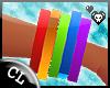 .C Rainbow Rave L
