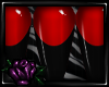 [S] Stiletto Nails | Red