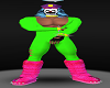 ROCKSO PINK BOOTS