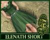 Elenath Short Green