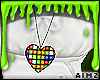 .A. Rubix heart