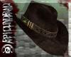 Distressed Cowboy Hat
