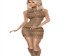 |AD| Sexy Beige Dress