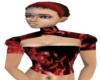 Red Rose Corsett