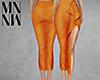 Orange Twist Skirt