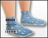 Koya Star Socks