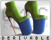 0 | Booties | Derivable