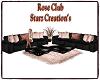 Rose Club Sofa