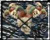 Jester Skull Staff