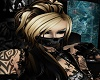 (c) Ladies Skull Mask 2