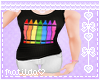 Cute Crayon Outfit V2