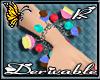 (BFD) CupCake Bracelet R
