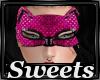 Bubblegum Kitty Mask