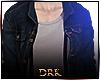 DRK|Denim.White
