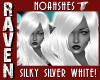 NOAHSHES SILVER WHITE!