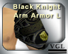 BK Arm Armor Left