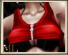 Sexy red vest