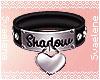 Shadow's Collar Black