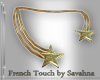 """SAV"" WHISH STAR NECKLAC"