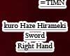 [TMN] Right Kuro Kaze