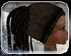 -die- dark brown dreads