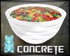 CON Bowl of Gummy Bears