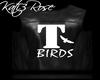 Leather T Bird Jacket