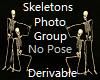 Skeletons Photo Group Dv