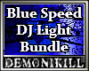 Blue DJ Light Bundle