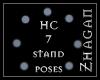 [Z] HC Seven Circle Pose