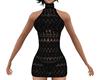 Crochet Short Dress