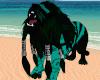 Polynesian Lion Teal